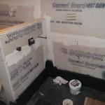 Bathroom Remodel in Somerset County NJ In Progress (2)