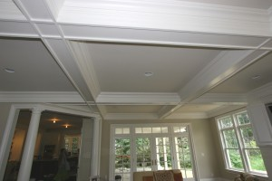 Coffered Ceiling Molding (4)-Design Build Planners