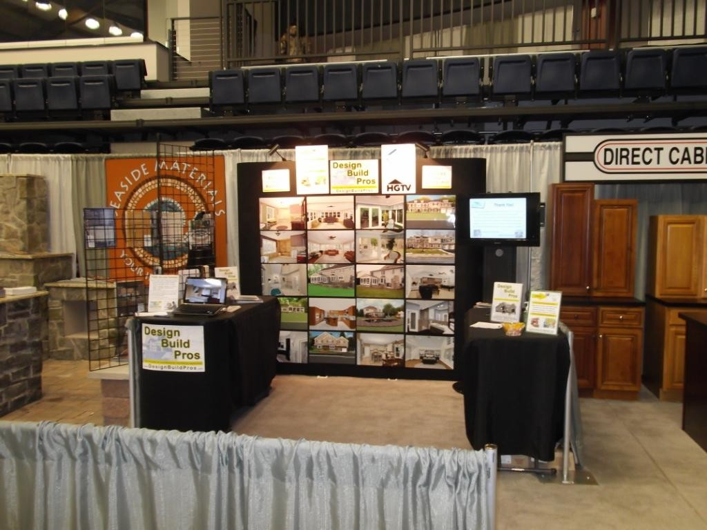 Help wanted for remodeling home show booth design build pros - Show the home photos ...