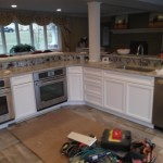 Kitchen Remodel In Watchung NJ In Progress 2015-01-19 (3)-Design Build Planners
