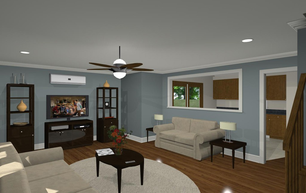 Plan 3 CAD For NJ Remodeling 9 Design Build Pros