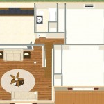 Plan 3 CAD for NJ Remodeling Dollhouse Overview (1)-Design Build Planners
