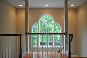 Shaped windows for remodeling - Design Build Pros