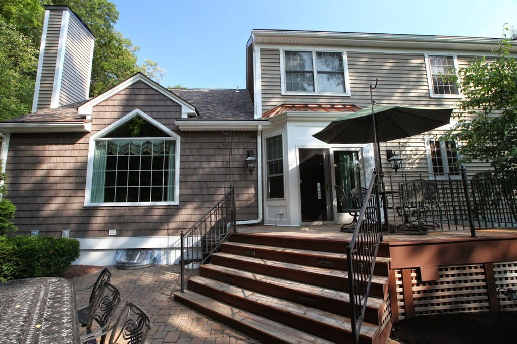 Visual edge home improvement in west orange nj for Building a house in nj
