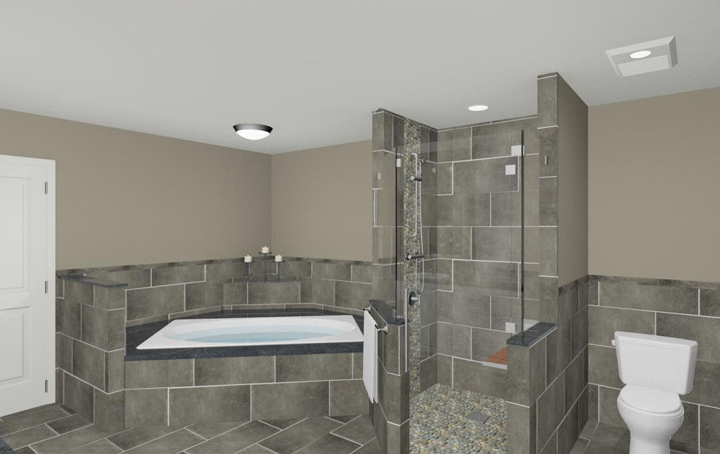 bathroom shower makeover in wall nj 07719