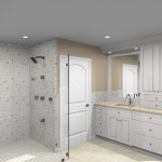 Computer Aided Design of a East Brunswick New Jersey Remodel (12)