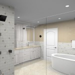 Computer Aided Design of a East Brunswick New Jersey Remodel (13)