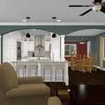 Computer Aided Design of a East Brunswick New Jersey Remodel (14)