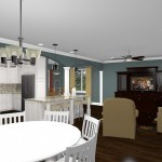 Computer Aided Design of a East Brunswick New Jersey Remodel (15)