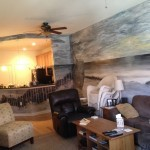 Custom Mural Painting for a Monmouth County New Jersey Home Remodel (1)