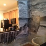 Custom Mural Painting for a Monmouth County New Jersey Home Remodel (4)