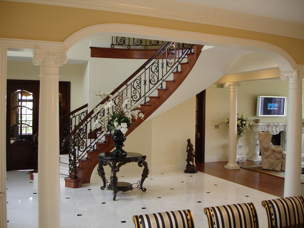 Metal Railing Stair Rail Material Options 10 Design Build Pros