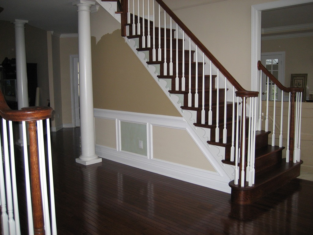 Other Materials Stair Rail Material Options (5) Design Build Pros