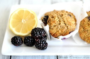 Blackberry Lemon Bran Muffins Recipe (1)-Design Build Planners