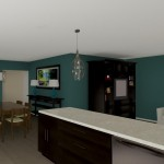 Computer Aided Design-Dormer and Kitchen Remodeling in Middlesex County New Jersey by the Design Build Planners