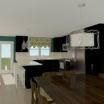 Computer Aided Design-Dormer and Kitchen Remodeling in Middlesex County New Jersey by the Design Build Planners (2)