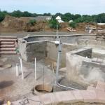Outdoor Living Space in Burlington County NJ In Progress (1)-Design Build Planners
