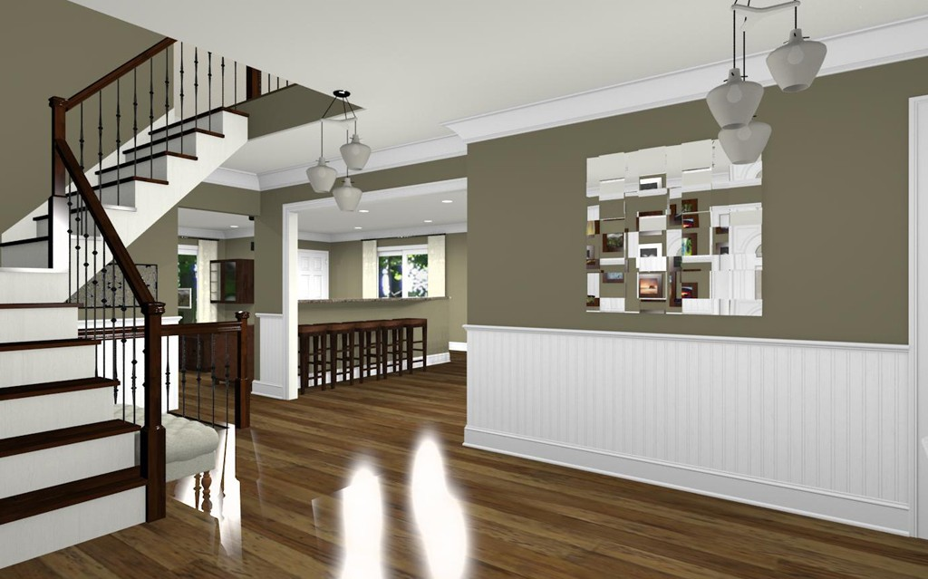 ... CAD Of A Kitchen Remodel In New Brunswick NJ (2) Design Build Pros ...