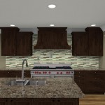 CAD of a Kitchen Remodel in New Brunswick NJ (9)-Design Build Planners