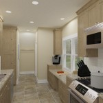 CAD of a Small Kitchen Remodel in Bergen County New Jersey (4)-Plan 2-Design Build Planners