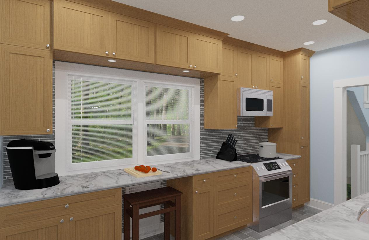 Kitchen Remodeling New Jersey Plans Fascinating Small Kitchen Remodel In Bergen County Nj  Design Build Pros Inspiration Design