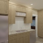 CAD of a Small Kitchen Remodel in Bergen County New Jersey (5)-Plan 2-Design Build Planners
