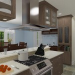 CAD of a Small Kitchen Remodel in Bergen County New Jersey (5)-Plan 3-Design Build Planners