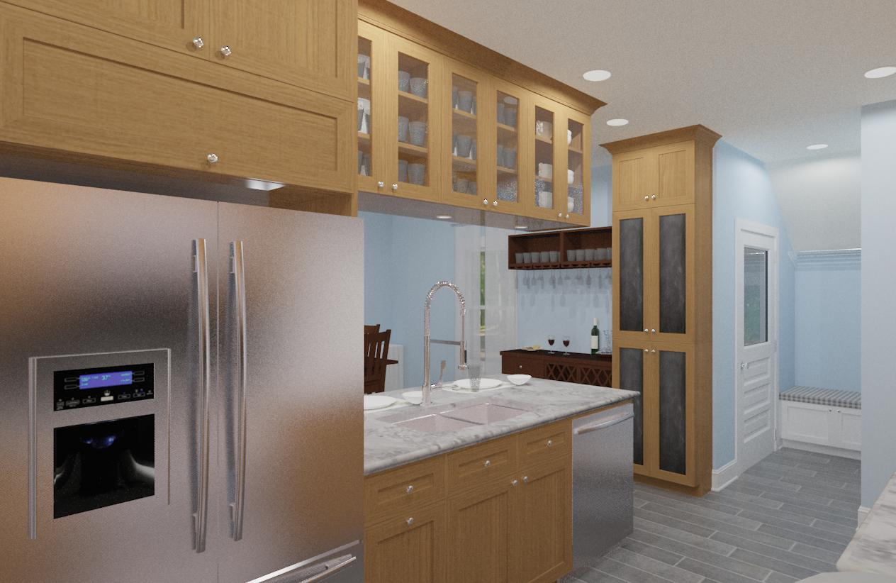 Small Kitchen Remodel In Bergen County Nj Design Build