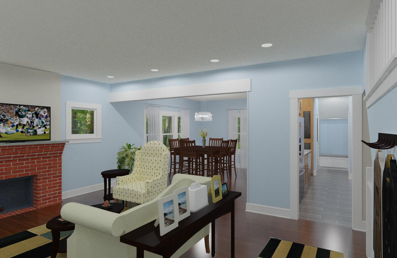 Small Kitchen Remodel in Bergen County NJ - Design Build Planners