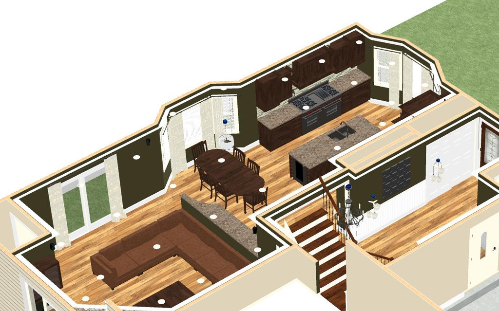 Kitchen Remodeling New Jersey Plans Delectable Kitchen Remodel With An Open Floor Plan In North Brunswick Nj . Inspiration Design