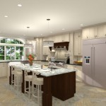 Gourmet Kitchen Addition Design in Monmouth New Jersey (1)-Design Build Planners