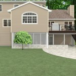 Gourmet Kitchen Addition Design in Monmouth New Jersey (8)-Design Build Planners