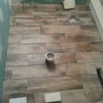 In Progress Picture of Medford Bathroom Remodel (2)