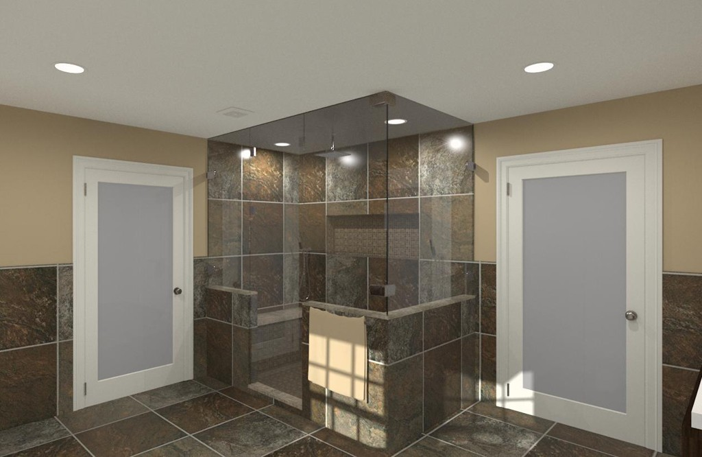 luxury bathroom design in mattawan new jersey 4 design build pros - Bathroom Design Nj