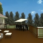 Plan 2 of an Outdoor Living Space in Monmouth County New Jersey (6)-Design Build Planners