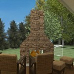 Plan 3 of an Outdoor Living Space Remodel in Monmouth County  New Jersey (11)-Design Build Planners