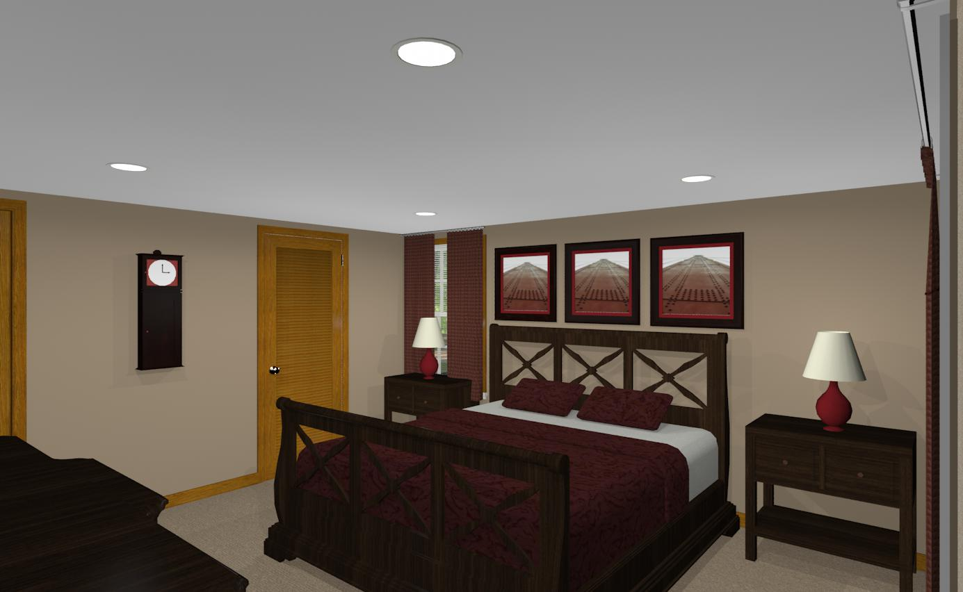 bedroom and bathroom addition in ocean county