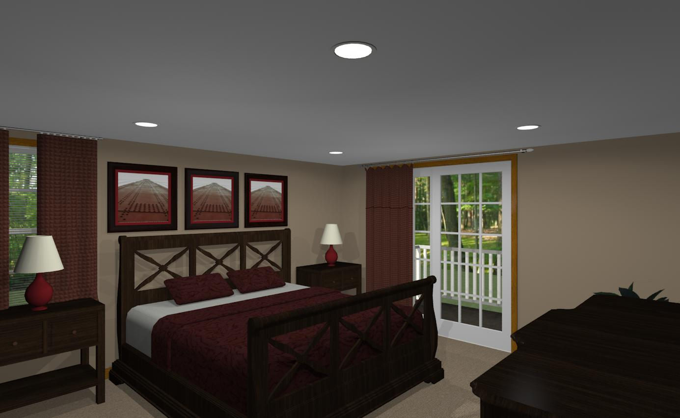 Bedroom And Bathroom Addition In Ocean County 4 Design Build Planners