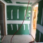 Bedroom and Bathroom Addition in Ocean County In Progress (4)