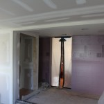 Bedroom and Bathroom Addition in Ocean County In Progress (5)
