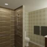 CAD of a Bathroom Remodel in West Orange New Jersey (1)-Desgin Build Pros
