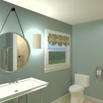CAD of a Bathroom Remodel in West Orange New Jersey (2)-Desgin Build Pros