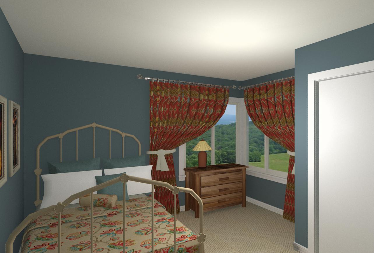 Designs Remodeling: Accessible Bedroom And Bathroom Addition In Essex County