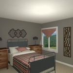 CAD of a Bedroom Remodel in West Orange New Jersey (2)-Desgin Build Pros