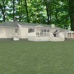 CAD of a Complete Remodel in Somerset NJ (18)-Design Build Planners