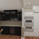 CAD of a Kitchen and Mudroom Addition in NJ (1)-Design Build Planners