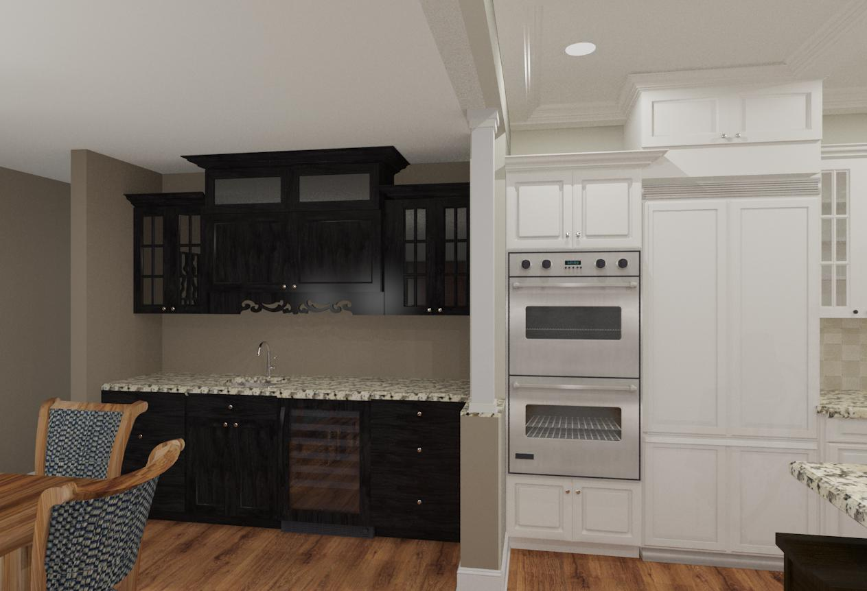 kitchen and mudroom addition in new jersey design build pros cad of a kitchen and mudroom addition in nj 1 design build pros