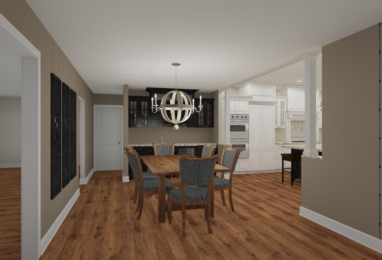 Kitchen And Mudroom Addition In New Jersey Design Build