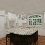 CAD of a Kitchen and Mudroom Addition in NJ (5)-Design Build Planners