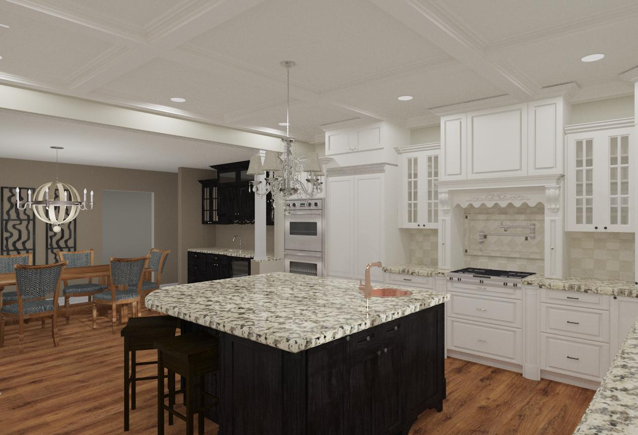 kitchen and mudroom addition in new jersey design build pros cad of a kitchen and mudroom addition in nj 7 design build pros
